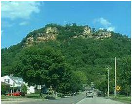 Granddad Bluff, LaCrosse